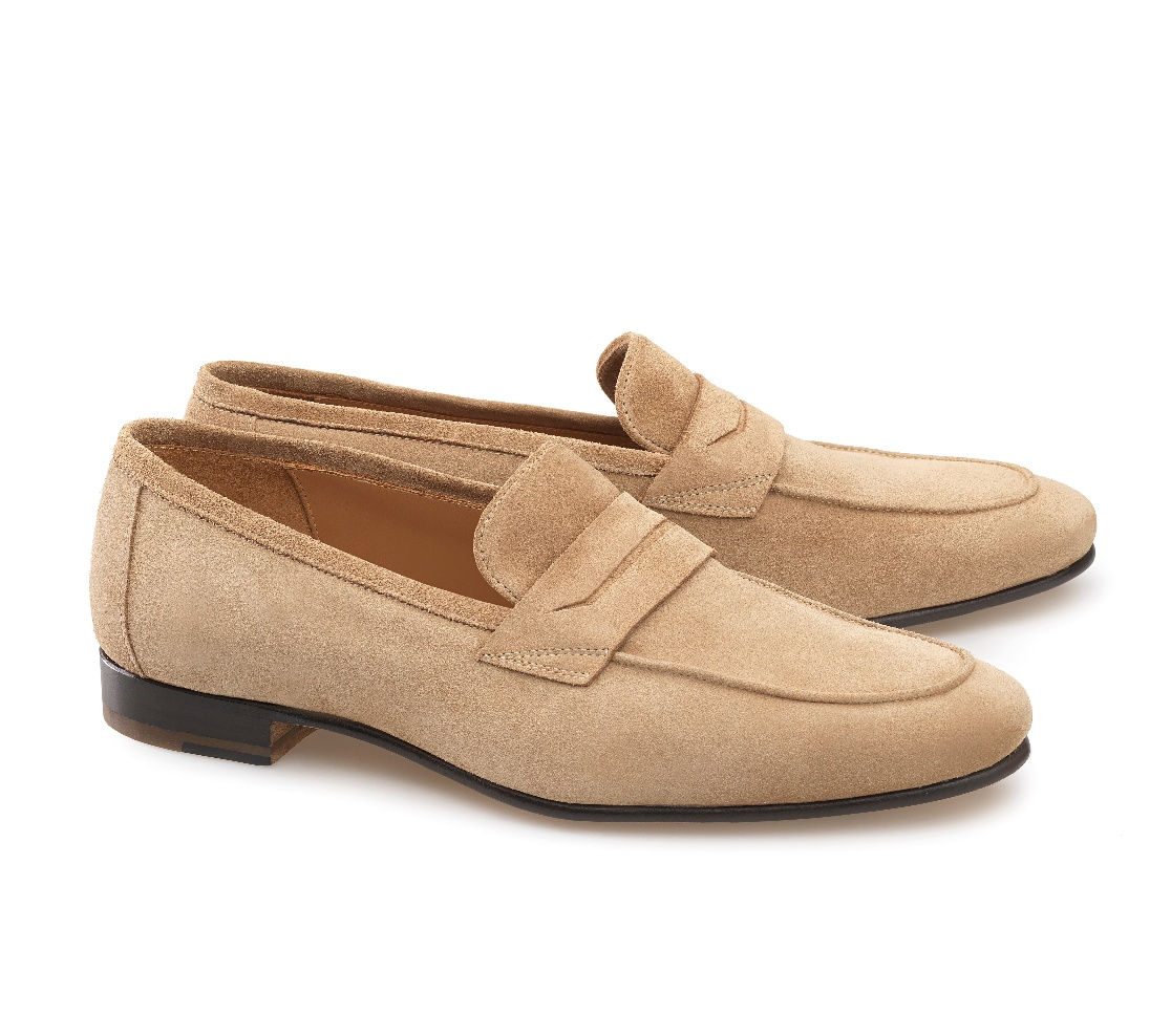 Suede Loafers - Graham Camurça 500 150